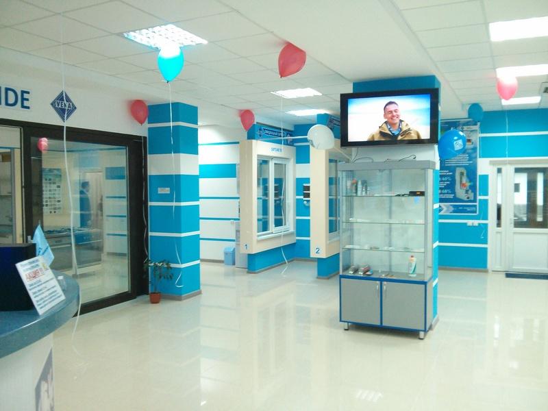 Открыт новый центр оконных технологий в Керчи